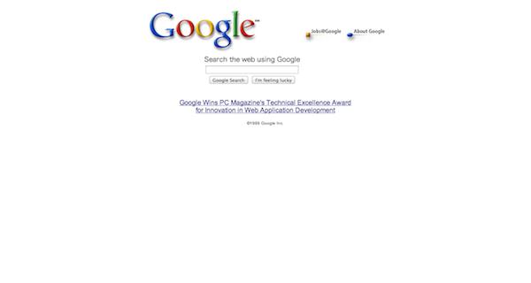 Google 19991129