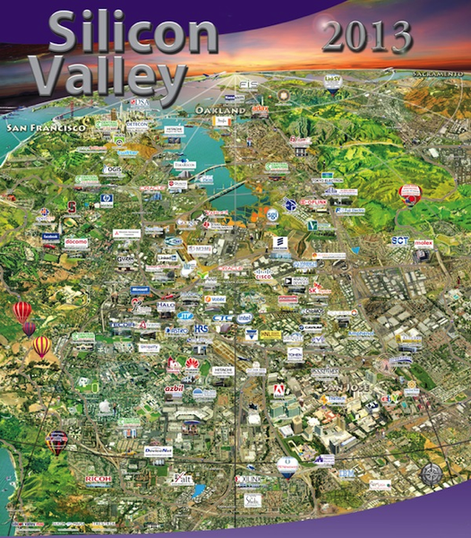 SiliconValleyMap process 1