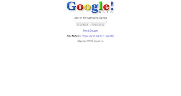 Google 19990221