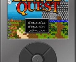 iPhone本格RPGシルアードクエスト