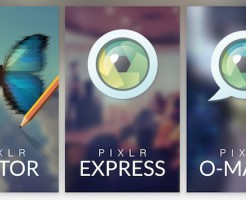 PhotoShop並みの無料画像編集ソフトPixlr Editor