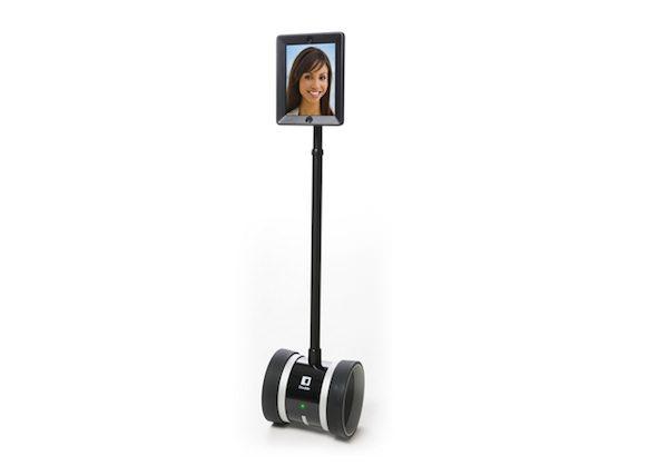 在宅勤務やリモートワークを徹底的に効率化するテレプレゼンスロボットとは